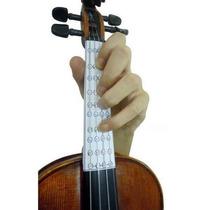 Adesivo Escala Natural/cromática Violino 3/4 Frete Grátis