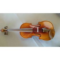 Violino Rolim 4/4 Rajado Verniz Curitiba Pronta Entrega