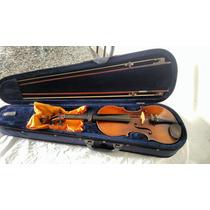 Violino Stradivarius Alemão 60 Anos