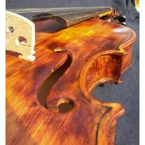 Violino 4/4 Modificado - Acabamento Artesanal Envelhecido.