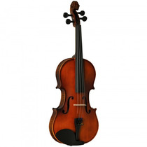 Violino Giannini Giv-af 4/4 Natural Estojo Arco - Refinado