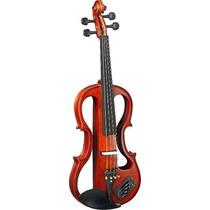 Ritmus : Eagle Ev744 : Violino 4/4 Elétrico Profissional