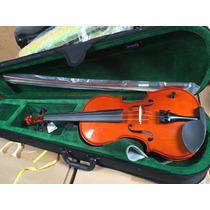 Violino Eletrico E Acustico Stewart