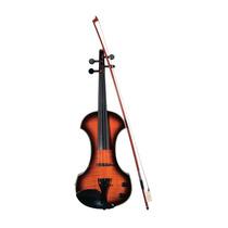 Violino Elétrico 4/4 Fender Fv 3 Sunburst