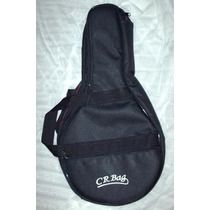 Capa Bag Para Banjo Extra Luxo Da Cr Bag.