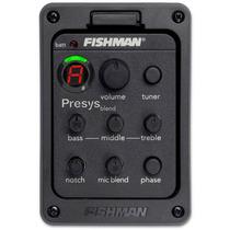 Captador Fishman Presys Blend - Com Microfone