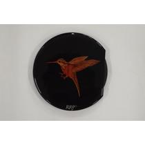 Kit - No Feedback Rrp P/ Violão Folk Humming + Escudo Leafs