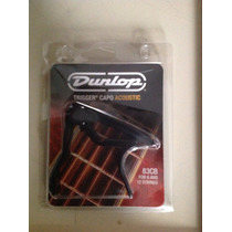 Gatilho Capo Acústico Curvo Dunlop Para Violão - Lacrado