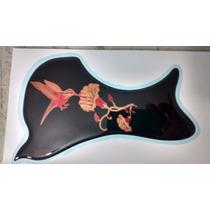Escudo Para Violão Folk Beija Flor