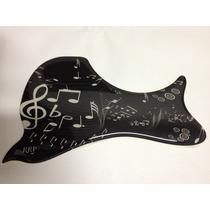 Escudo Rrp Para Violão Folk Ou Jumbo Music