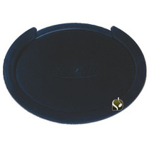 Redutor De Microfonia Abafador Oval Para Violão De Borracha