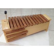 Xilofone Jog Music Contralto 13 Teclas