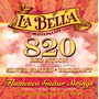 La Bella 820 Elite   Encordoamento P/ Violão Nylon Flamenco