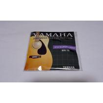 Encordoamento Para Violão Yamaha 0.10