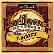 Encordoamento Violão Aço 011 Ernie Ball Earthwood 2004