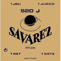 Savarez 520j Encordoamento Violão Ny T Super A Frete Grátis