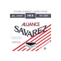 Savarez 540r Encordoamento Violão Ny Alliance Frete Grátis