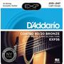 D Addario Exp36 Encordoamento Violão 12 Cordas Frete Grátis
