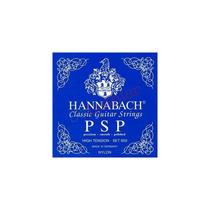 Encordoamento Hannabach Violão 850ht - Blue Semi Polida