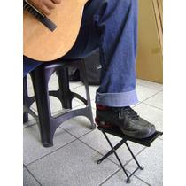 Apoio Para Os Pés Para Tocar Violão Guitarra Musica Clássica