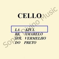 Corda Avulsa La Para Violoncelo - Mauro Calixto