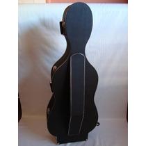 Case Estojo Para Violon Cello Profissional Térmico