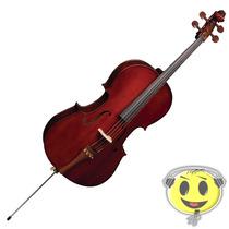 Violoncelo Eagle Ce200 Cello Profissional 4/4 + Bag Oferta