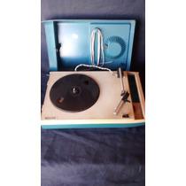 Vitrola Philips Azul Antiga