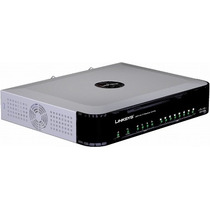 Ata Voip Gateway Linksys Spa8000 + 8 Portas Fxs + Cisco Br