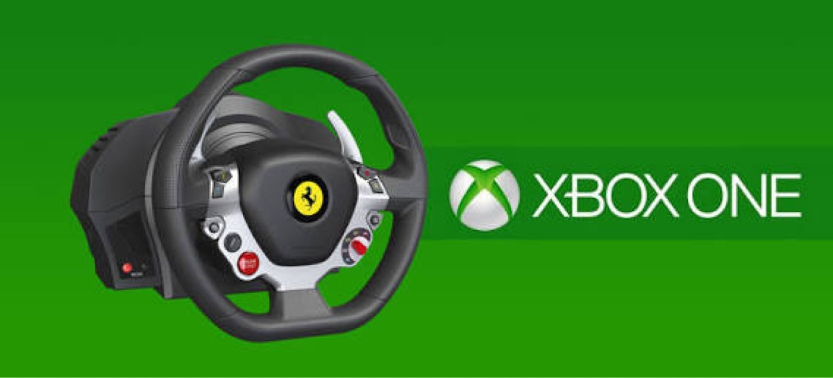 how to connect thrustmaster to xbox one