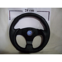 Volante Esportivo Mini Black,vw,fusca,gol,gm,fiat,ford,etc