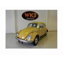 Vw Fusca 1.300 1972 - Carro Antigo - Clássico