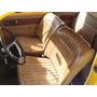 Fusca 1973 1500cc Amarelo Safari - Jacarandá/monocromático