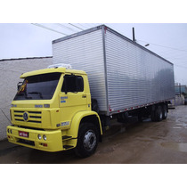 Caminhão Volks 23-220 Truck Original. Baú De 11.50 M