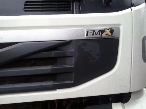 Volvo Fmx 370 6x4 Ano 2013 (estado De Zero Km)