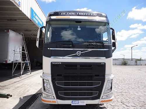 Volvo New Fh 460 6x2 Globetrotter I-shift Top Oportunidade