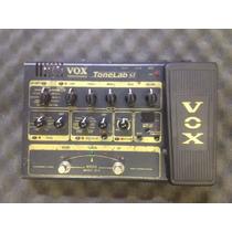 Vox Tonelab St - Pedaleira Valvulada