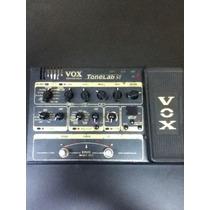 Pedaleira Vox Tonelab St