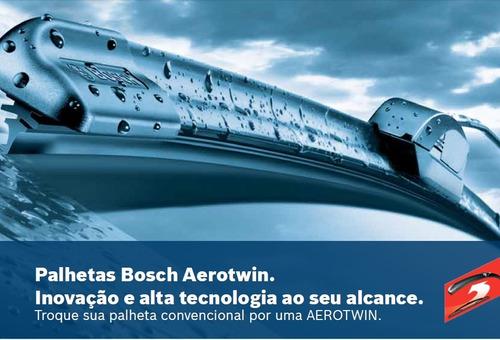 Vw Gol Saveiro Voyage G5 Jg Palheta Limpador Bosch Aerotwin