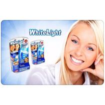 Kit Clareador De Dentes White Light Dente Branco Em 10min