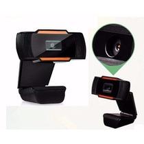 Webcam Hd 720p Usb C/microfone Alta Qualidade