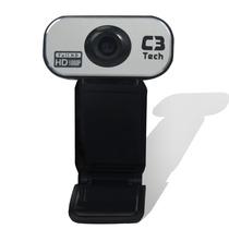 Webcam Full Hd 1080p Wb383 C3 Tech Top Imagem Perfeita!