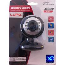 Web Cam Usb2.0 16mp 16000k Alta Definição Skype E Msn