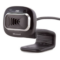 Webcam Microsoft Lifecam Hd 3000 720p 30fps * Gar. 3 Anos *