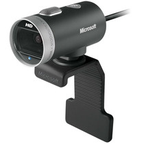 Webcam Microsoft Lifecam Cinema Hd H5d-00013 * Gar. 3 Anos *