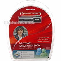 Webcam Microsoft Lifecam Nx-3000