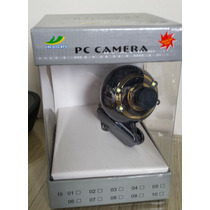 Duas Webcam Infoscape 12000k Dpi 4 Led Para Pc E Notebook