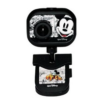 Web Cam 2mb Clone Código 10024 Disney Mickey