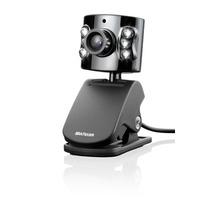 Câmera Webcam 1.3mp C/ Mic 6 Led