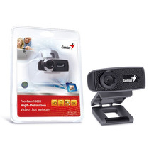 Webcam Genius 32200223101 Facecam 1000x Hd 720p Usb 2.0 Zoo